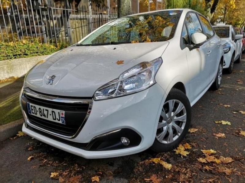 Peugeot 208 AFFAIRE 1.6 BLUEHDI 75CH PACK CLIM NAV 5P Diesel BLANC Occasion à vendre