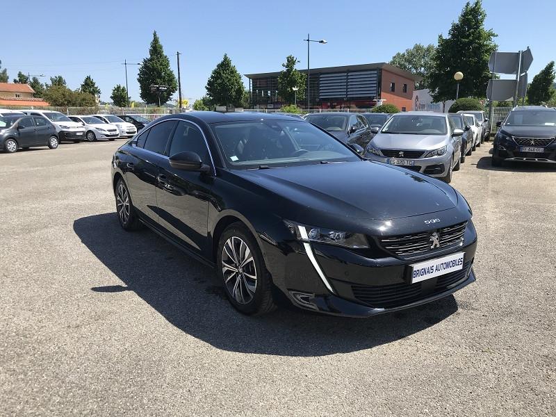 Peugeot 508 BLUEHDI 180CH S&S ALLURE  EAT8 Diesel NOIR Occasion à vendre