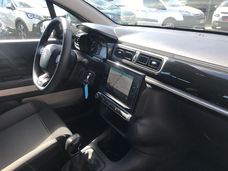 Photo 7 de l'offre de CITROEN C3 BLUEHDI 100CH FEEL S&S E6.D-TEMP à 14500€ chez Brignais automobiles
