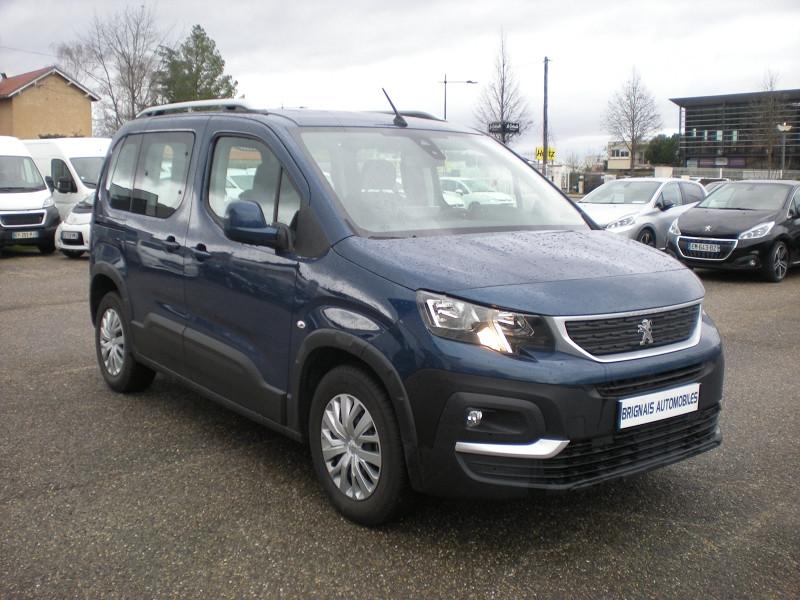 Photo 1 de l'offre de PEUGEOT RIFTER BLUEHDI 100CH STANDARD ACTIVE à 21900€ chez Brignais automobiles
