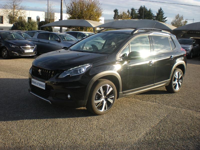 Peugeot 2008 1.5 BLUEHDI 100CH E6.C GT LINE S&S BVM5 86G Diesel NOIR Occasion à vendre