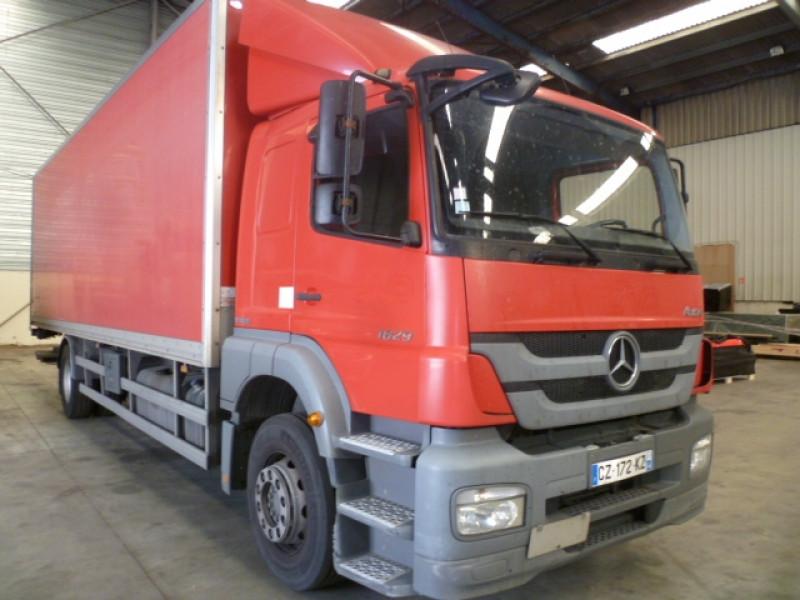 Photo 2 de l'offre de MERCEDES AXOR 1833 NL EURO 5 à 33480€ chez Brignais automobiles