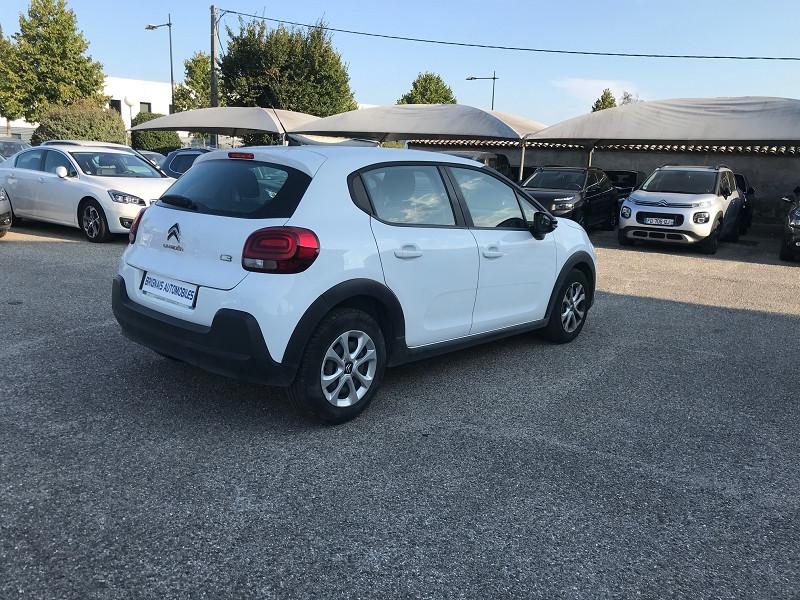 Photo 6 de l'offre de CITROEN C3 BLUEHDI 75CH FEEL BUSINESS S&S à 11900€ chez Brignais automobiles