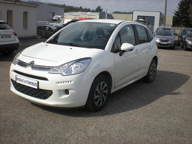 Photo 3 de l'offre de CITROEN C3 STE 1.6 BLUEHDI 75 CONFORT à 7400€ chez Brignais automobiles