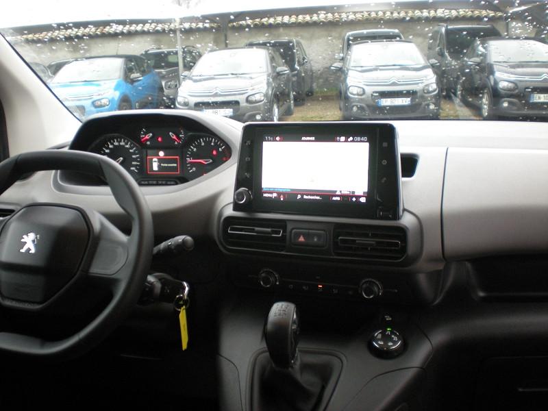Photo 10 de l'offre de PEUGEOT RIFTER BLUEHDI 100CH STANDARD ACTIVE à 21900€ chez Brignais automobiles