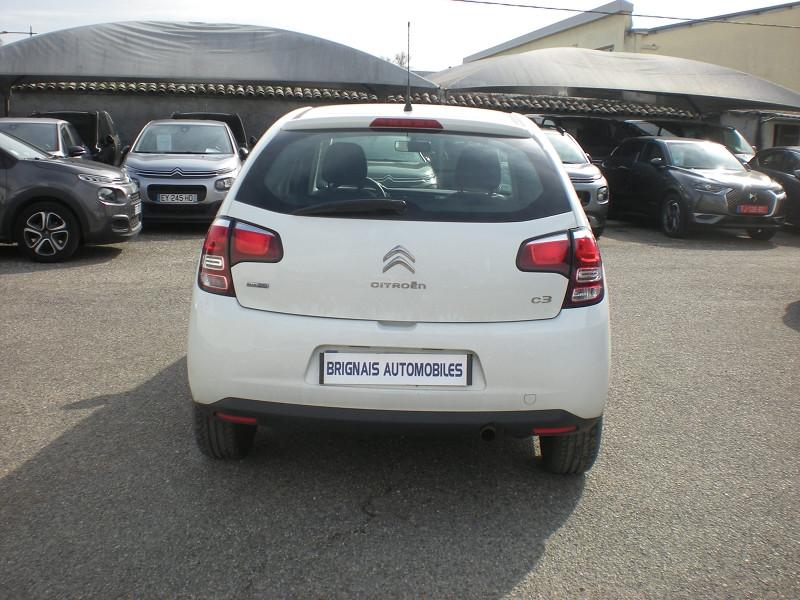 Photo 5 de l'offre de CITROEN C3 STE 1.6 BLUEHDI 75 CONFORT à 7400€ chez Brignais automobiles