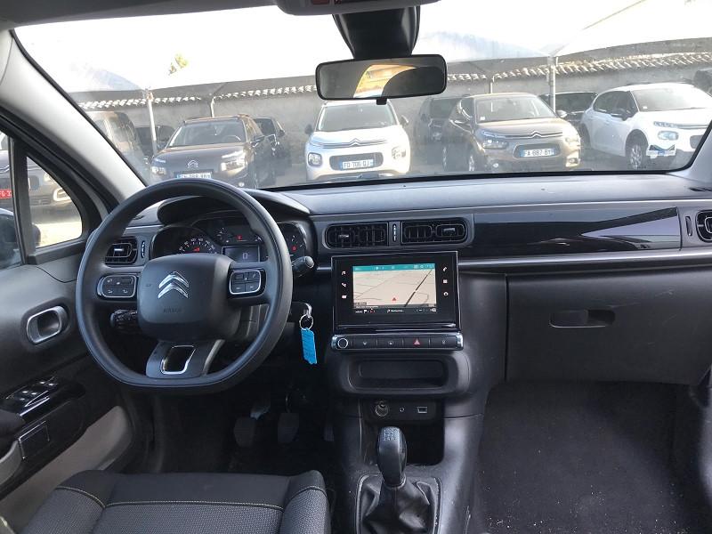 Photo 10 de l'offre de CITROEN C3 BLUEHDI 75CH FEEL BUSINESS S&S à 11900€ chez Brignais automobiles
