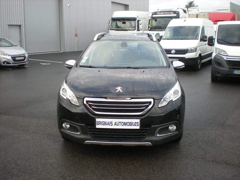 Photo 2 de l'offre de PEUGEOT 2008 1.6 BLUEHDI 100CH BUSINESS PACK BVM5 à 10900€ chez Brignais automobiles