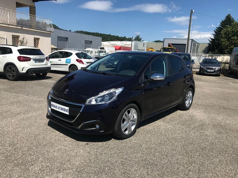 Photo 3 de l'offre de PEUGEOT 208 1.6 BLUEHDI 75CH STYLE 5P à 11900€ chez Brignais automobiles