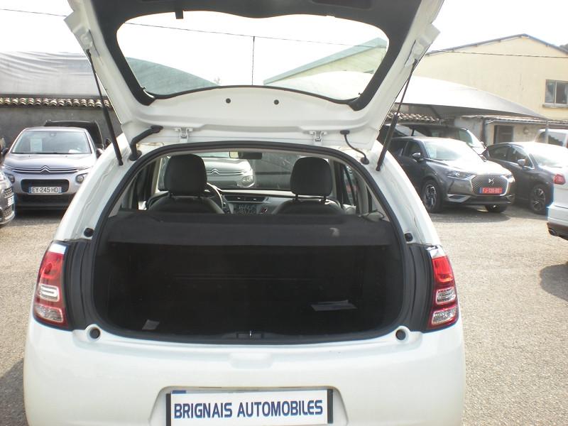 Photo 11 de l'offre de CITROEN C3 STE 1.6 BLUEHDI 75 CONFORT à 7400€ chez Brignais automobiles
