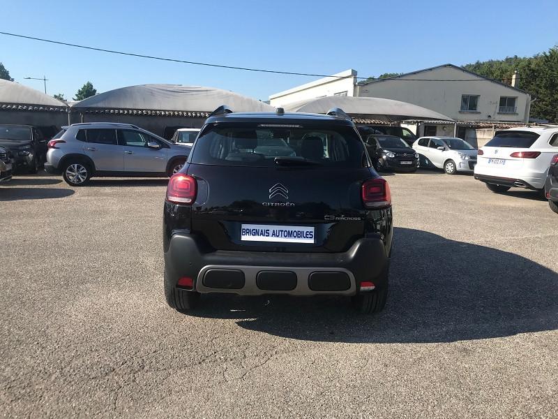 Photo 6 de l'offre de CITROEN C3 AIRCROSS PURETECH 110CH S&S FEEL E6.D-TEMP à 15400€ chez Brignais automobiles