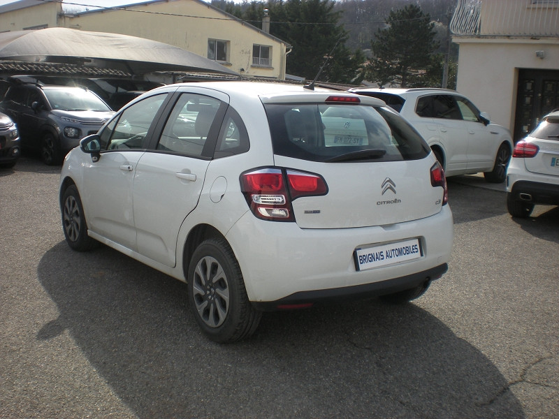 Photo 4 de l'offre de CITROEN C3 STE 1.6 BLUEHDI 75 CONFORT à 7400€ chez Brignais automobiles