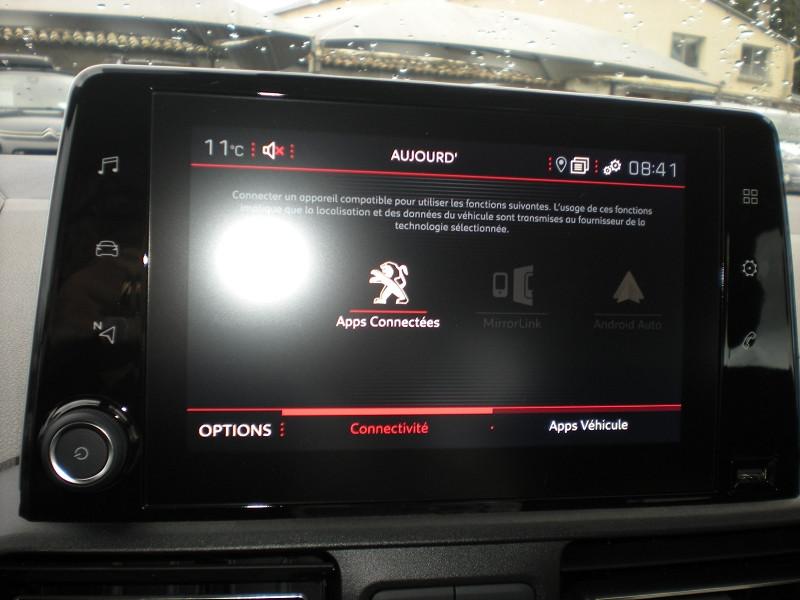 Photo 12 de l'offre de PEUGEOT RIFTER BLUEHDI 100CH STANDARD ACTIVE à 21900€ chez Brignais automobiles