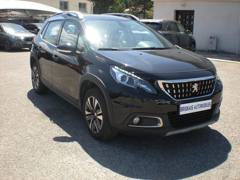 Peugeot 2008 1.6 BLUEHDI 100CH ALLURE Diesel NOIR Occasion à vendre