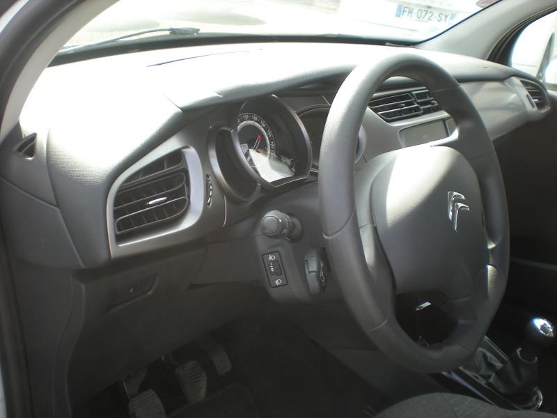 Photo 12 de l'offre de CITROEN C3 STE 1.6 BLUEHDI 75 CONFORT à 7400€ chez Brignais automobiles