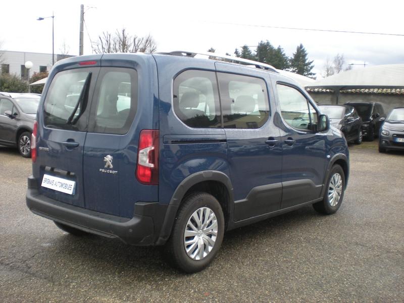 Photo 6 de l'offre de PEUGEOT RIFTER BLUEHDI 100CH STANDARD ACTIVE à 21900€ chez Brignais automobiles