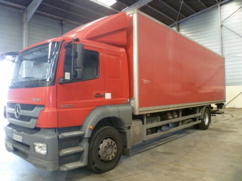 Mercedes AXOR 1833 NL EURO 5 Diesel INCONN Occasion à vendre