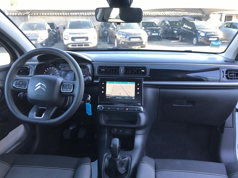 Photo 10 de l'offre de CITROEN C3 BLUEHDI 75CH FEEL BUSINESS S&S à 12400€ chez Brignais automobiles