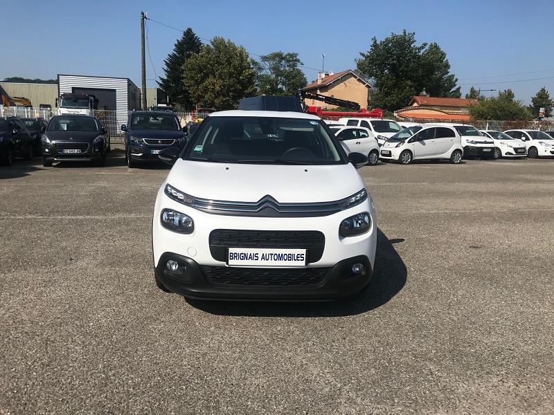 Photo 2 de l'offre de CITROEN C3 STE 1.6 BLUEHDI 75CH S&S FEEL NAV à 8900€ chez Brignais automobiles