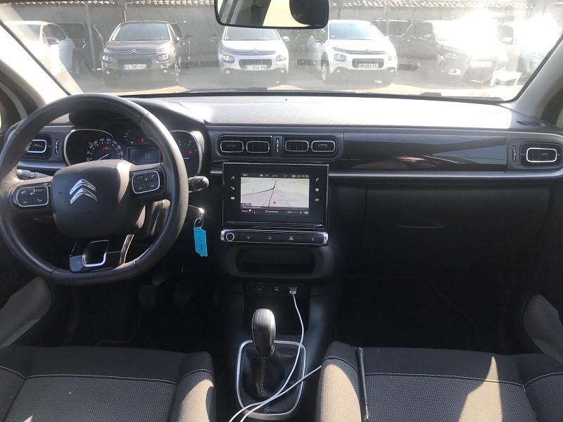 Photo 10 de l'offre de CITROEN C3 STE 1.6 BLUEHDI 75CH S&S FEEL NAV à 8900€ chez Brignais automobiles