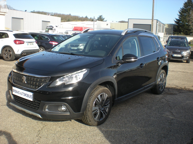Photo 3 de l'offre de PEUGEOT 2008 1.6 BLUEHDI 100CH ALLURE BUSINESS S&S ETG6 à 11400€ chez Brignais automobiles
