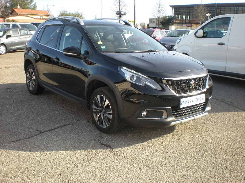 Photo 1 de l'offre de PEUGEOT 2008 1.6 BLUEHDI 100CH ALLURE BUSINESS S&S ETG6 à 11400€ chez Brignais automobiles