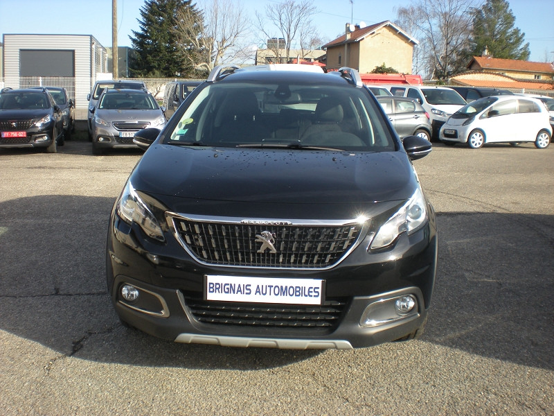 Photo 2 de l'offre de PEUGEOT 2008 1.6 BLUEHDI 100CH ALLURE BUSINESS S&S ETG6 à 11400€ chez Brignais automobiles