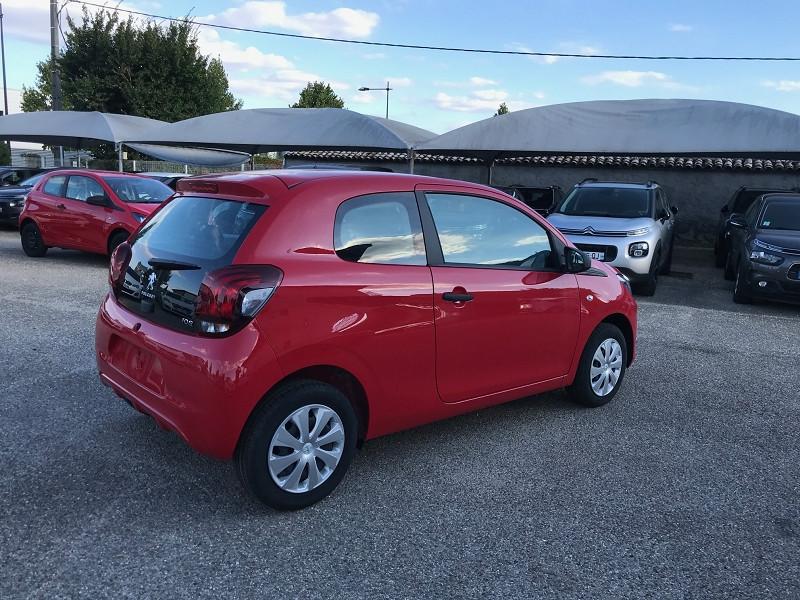 Photo 6 de l'offre de PEUGEOT 108 VTI 72 LIKE S&S 85G 5P à 10500€ chez Brignais automobiles