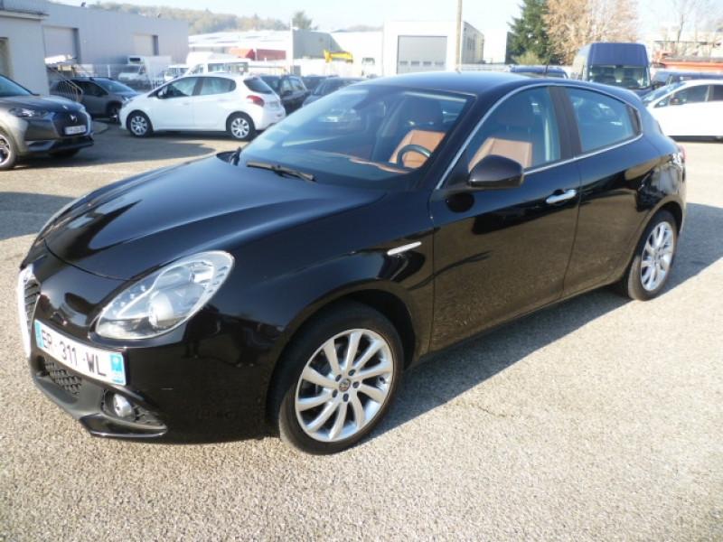 Alfa Romeo GIULIETTA DERIVP  2.0 JTDM 150CH SUPER STOP&START Diesel NOIR Occasion à vendre