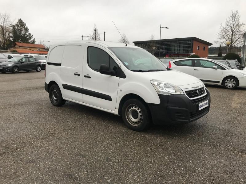 Peugeot PARTNER STANDARD 1.6 BLUEHDI 75CH PREMIUM Diesel BLANC Occasion à vendre
