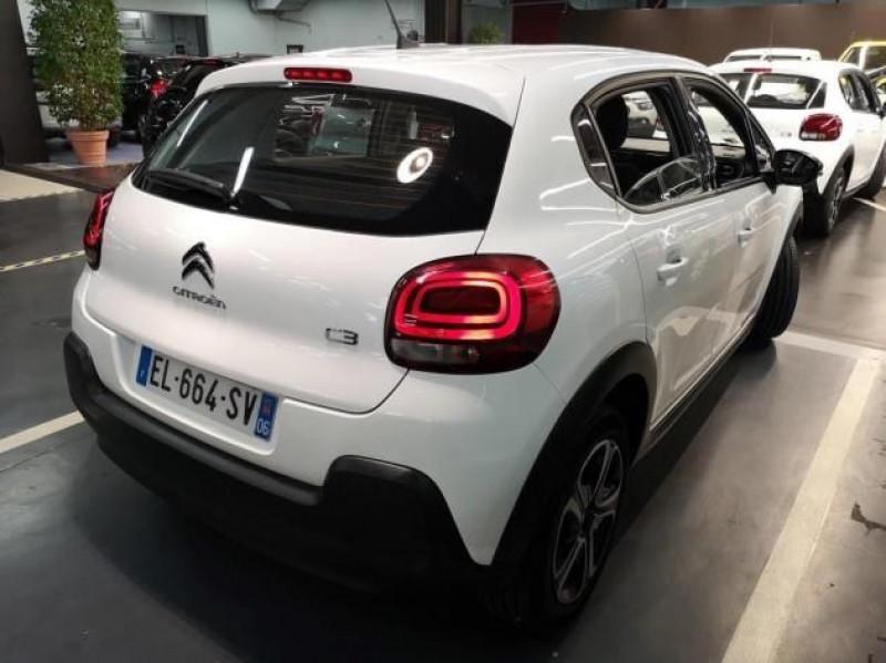 Photo 4 de l'offre de CITROEN C3 STE 1.6 BLUEHDI 75CH S&S FEEL NAV à 9900€ chez Brignais automobiles
