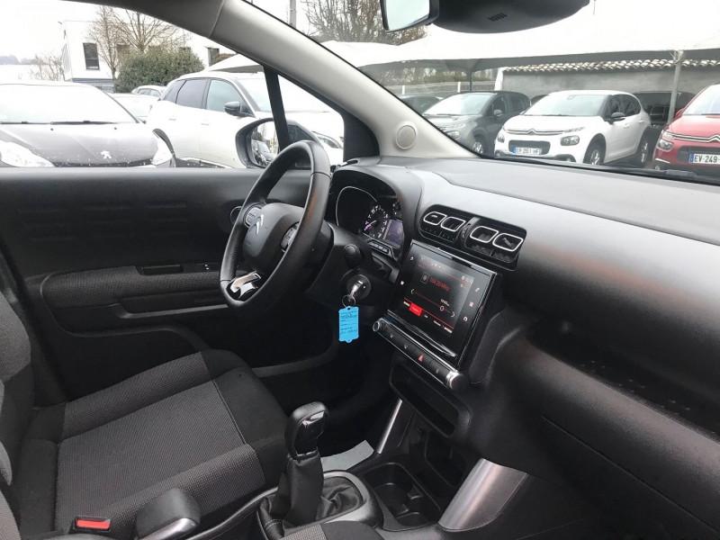 Photo 7 de l'offre de CITROEN C3 AIRCROSS BLUEHDI 100CH FEEL à 13500€ chez Brignais automobiles