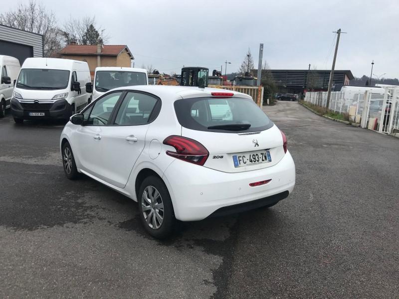 Photo 3 de l'offre de PEUGEOT 208 AFFAIRE 1.6 BLUEHDI 100CH S&S PREMIUM PACK EURO6C à 9900€ chez Brignais automobiles