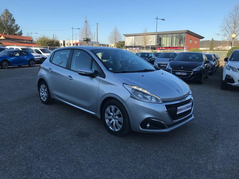 Peugeot 208 1.6 BLUEHDI 75CH ACTIVE 5P Diesel GRIS C Occasion à vendre