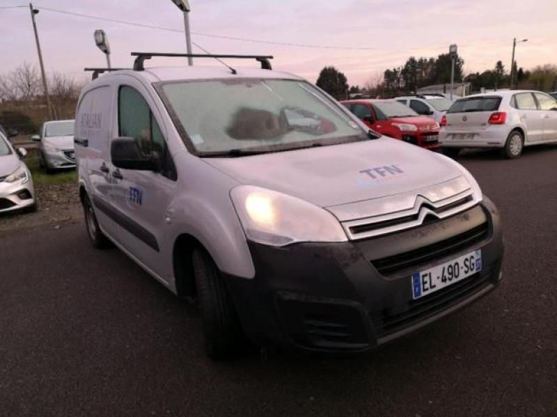 Photo 2 de l'offre de CITROEN BERLINGO M 1.6 BLUEHDI 75 CLUB à 10900€ chez Brignais automobiles