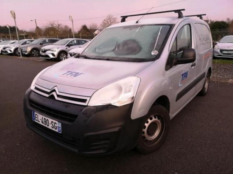 Photo 1 de l'offre de CITROEN BERLINGO M 1.6 BLUEHDI 75 CLUB à 10900€ chez Brignais automobiles