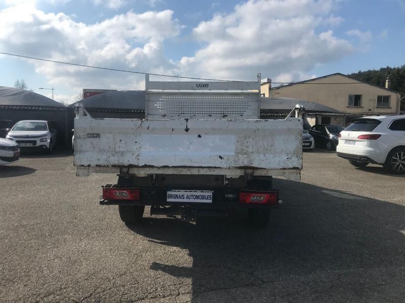 Photo 5 de l'offre de FORD TRANSIT 2T CCB T350 L3 2.0 TDCI 130CH AMBIENTE BENNE + COFFRE à 21480€ chez Brignais automobiles