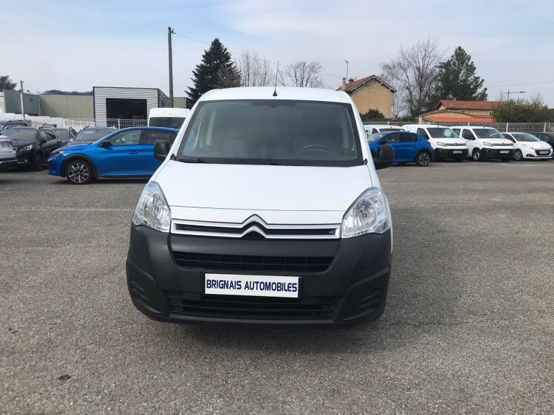 Photo 3 de l'offre de CITROEN BERLINGO M 1.6 BLUEHDI 75 CLUB à 10900€ chez Brignais automobiles