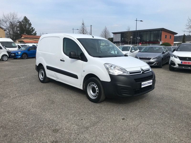 Photo 2 de l'offre de CITROEN BERLINGO M 1.6 BLUEHDI 75 CLUB à 10900€ chez Brignais automobiles