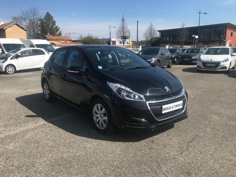 Peugeot 208 1.5 BLUEHDI 100CH E6.C ACTIVE BVM5 86G 5P Diesel NOIR Occasion à vendre