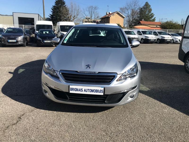 Photo 2 de l'offre de PEUGEOT 308 AFFAIRE 1.6 BLUEHDI 100CH S&S PREMIUM PACK à 9900€ chez Brignais automobiles