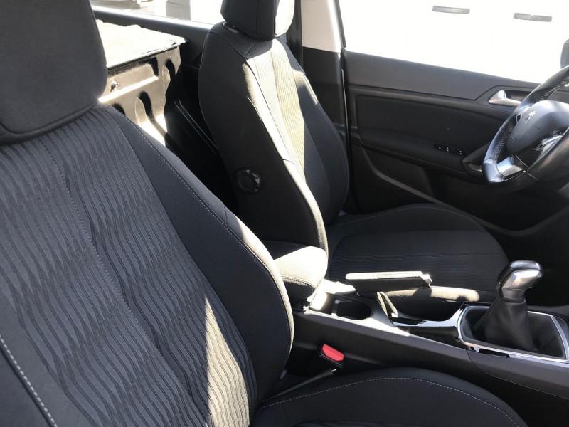 Photo 8 de l'offre de PEUGEOT 308 AFFAIRE 1.6 BLUEHDI 100CH S&S PREMIUM PACK à 9900€ chez Brignais automobiles