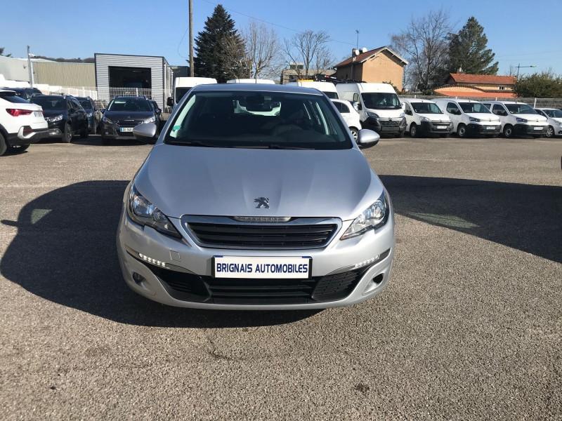 Photo 2 de l'offre de PEUGEOT 308 AFFAIRE 1.6 BLUEHDI 100CH S&S PACK CLIM NAV à 8900€ chez Brignais automobiles