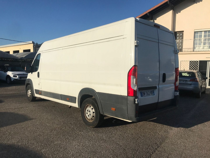 Photo 4 de l'offre de CITROEN JUMPER FG 4-35 L4H2 2.2 HDI 130 CLUB à 12500€ chez Brignais automobiles