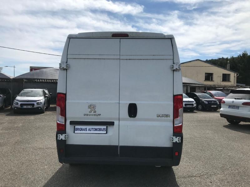 Photo 5 de l'offre de PEUGEOT BOXER FG 333 L2H2 2.2 HDI 130 PACK CLIM à 13900€ chez Brignais automobiles