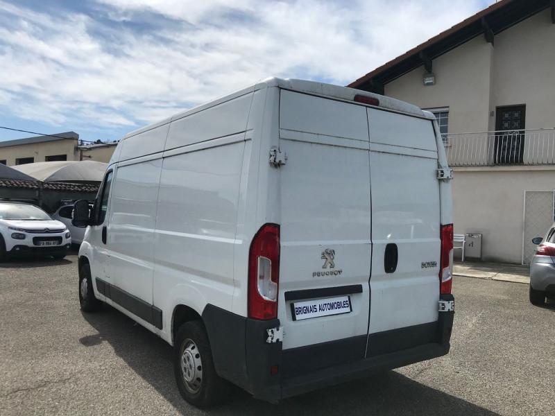 Photo 4 de l'offre de PEUGEOT BOXER FG 333 L2H2 2.2 HDI 130 PACK CLIM à 13900€ chez Brignais automobiles
