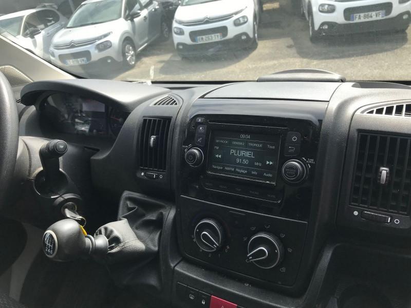 Photo 9 de l'offre de PEUGEOT BOXER FG 333 L2H2 2.2 HDI 130 PACK CLIM à 13900€ chez Brignais automobiles
