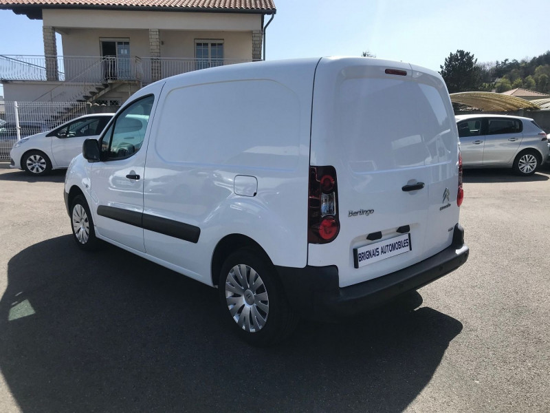 Photo 4 de l'offre de CITROEN BERLINGO M 1.6 BLUEHDI 100 S&S BUSINESS ETG6 à 13400€ chez Brignais automobiles