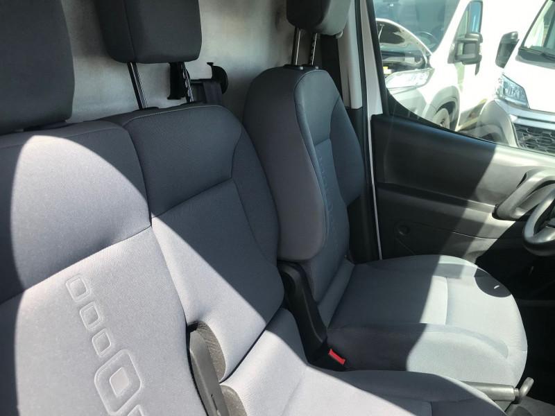 Photo 8 de l'offre de CITROEN BERLINGO M 1.6 BLUEHDI 100 S&S BUSINESS ETG6 à 13400€ chez Brignais automobiles