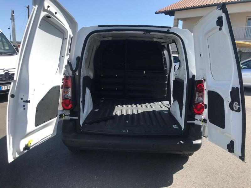 Photo 9 de l'offre de CITROEN BERLINGO M 1.6 BLUEHDI 100 S&S BUSINESS ETG6 à 13400€ chez Brignais automobiles